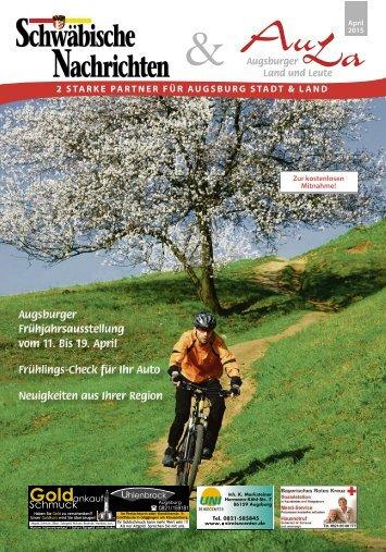 Schwäbische Nachrichten & AuLa - Ausgabe 3