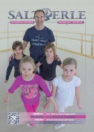 SALZPERLE - Stadtmagazin Schönebeck (Elbe) - Ausgabe 04+05/2015
