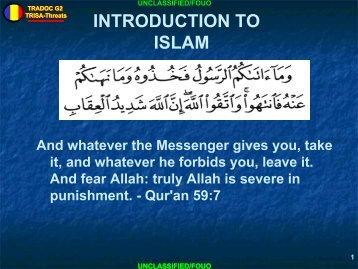 (Fiqh) within Sunni Islam. - Public Intelligence