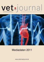 Mediadaten 2011 - Vet Journal