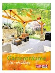 Gartenträume im Frühling 01/2015