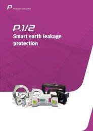 Metartec e3's Smart Earth Leakage Protection