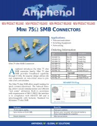903-581J-71P - Amphenol RF