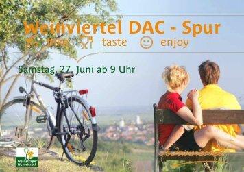DAC Spur Einladung 2015