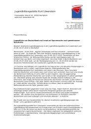 Download (25 kb) - Jugendbildungsstätte Kurt Löwenstein