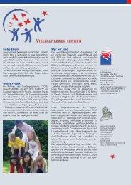 Elternbrief zur Projektvorstellung - Jugendbildungsstätte Kurt ...