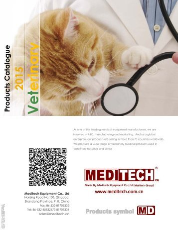 Meditech Veterinary medical equipment
