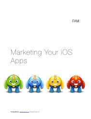 Marketing Your IOS Apps - Buzztouch