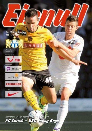 Nr. 6 11/12 - FC Zürich
