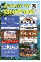 REVISTA CANTON DE QUEPOS ABRIL EDIC 1