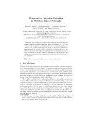 Cooperative Intrusion Detection in Wireless Sensor Networks