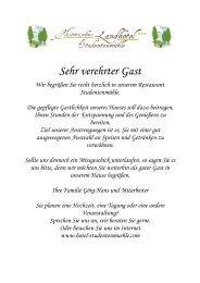 Speisekarte-2012 - Historisches Landhotel*** Studentenmühle