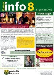 Kommuninfo 8 - Älmhults kommun