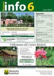 Kommuninfo 6 - Älmhults kommun