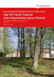 MKB, väg 120, Haganäsleden genom Älmhult (PDF-fil ... - Trafikverket