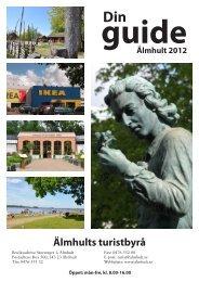 Din guide i Älmhultsbygden 2012.pdf - Älmhults kommun