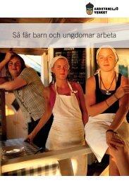 Så får barn och ungdomar arbeta, ADI 43 - Vastervik.se