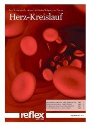 Eine Sonderveröffentlichung des Reflex Verlages zum ... - reflex2.de