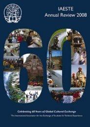 Annual report 2008 - Iaeste
