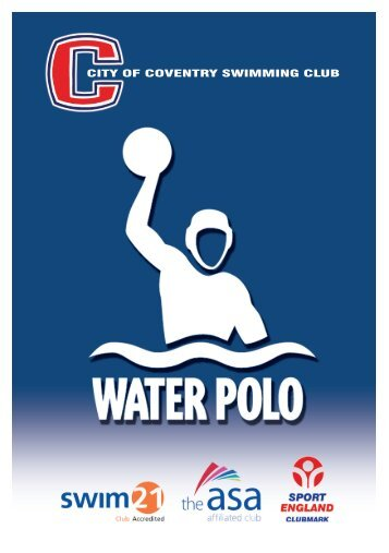 Water Polo Player Pathway - City of Coventry Swimming Club