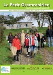 Petit Grammoirien n°69 / mai-juin 2011 - Le Plessis-Grammoire