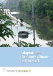 Klimatilpasningshæfte UK v4.indd - Climate Change Adaptation