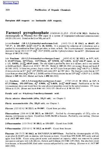 220 (+)-a-Fenchol (lR-1,3,3-trimethyl-norbornan-2 ... - Nouvelle page 1