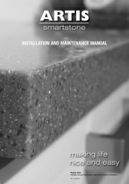 installation and maintenance guide - Top Class Carpentry