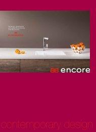 Encore Brochure - Bushboard