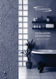 Installation Instructions PDF - Top Class Carpentry