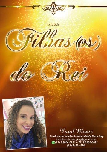 REVISTA CAROL MUNIZ - MARÇO