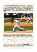 Major League Baseball Fantasy Camp-- Spring Training for the Center Aged - Page 2