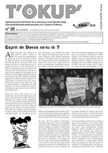 T'okup 29 [verson pdf, 1026 Kb] - Espace autogéré
