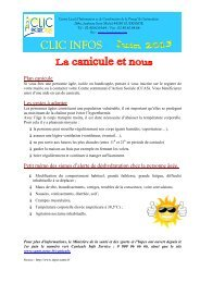 CLIC Infos juin 2013 - Mairie de Saint-Lyphard