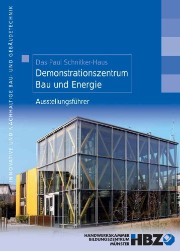 Demonstrationszentrum Bau und Energie