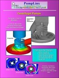 Centrifugal Pumps - AeroDyne Design & Engineering