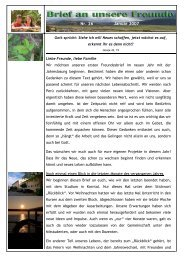 Nr. 26 Januar 2007 - urs-claudia.ch