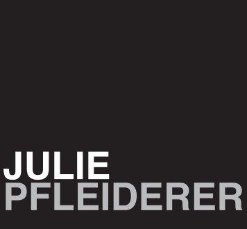 Deutsch - Julie Pfleiderer