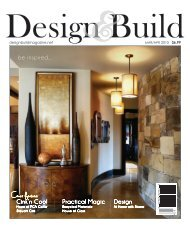 Design & Build magazine March/April 2015