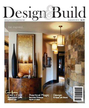 Design & Build magazine March/April 2015