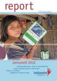 Indicamino Report 2011/1 - urs-claudia.ch