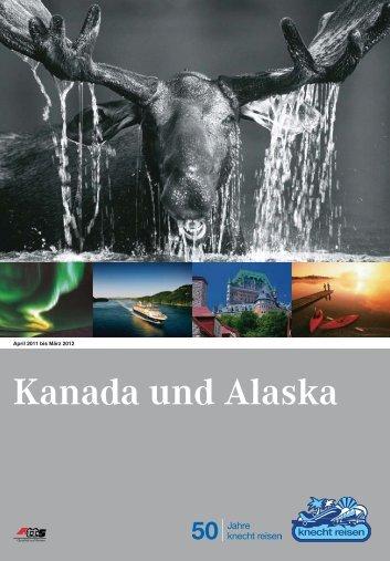 Kanada und Alaska