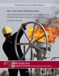 Oil - Mark Latham Commodity Equity Intelligence Service