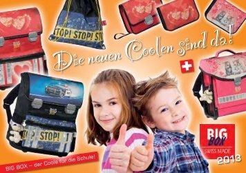BIG BOX – der Coole für die Schule! - DEBRUNNER AG