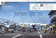 THE TEST - Ducati UpNorth