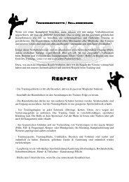SPORTS - Contact Sports Bochum