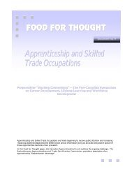 Promoting Apprenticeship and Skilled Trade Occupations - iaevg