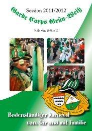 de rps Grün -W ei Bodenständiger Karneval von, für und mit Familie