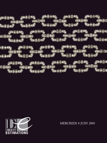 SALLE 11 Le MERCREDI 8 JUIN 2005  à 14 ... - Drouot Estimations