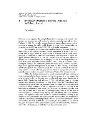 visual perception a clinical orientation fourth edition pdf